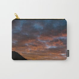 Mt. Baldy Sunset Carry-All Pouch