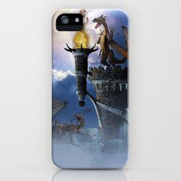 Dragon Land 2 iPhone Case