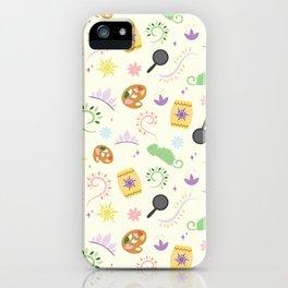 Rapuzel's Favorite things iPhone Case