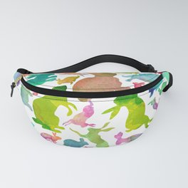 Soul Bunny - Spring Time Fanny Pack