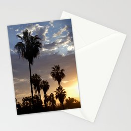 Surise in Baja California Stationery Cards