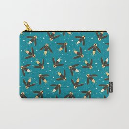 July Fireflies Carry-All Pouch