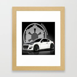 Trooper Error Framed Art Print