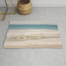 Beach Waves Rug