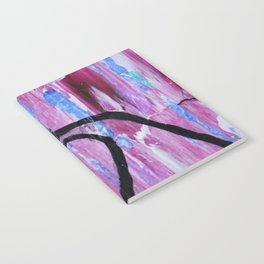 Extended Triangle pose abstract Notebook