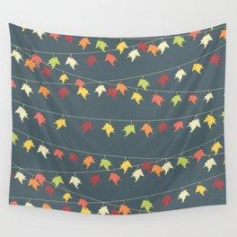 Autumn Colors Wall Tapestry