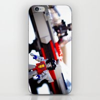transformers iPhone & iPod Skins featuring Kre-o Transformers by TJAguilar Photos