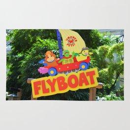 Wonderpets Flyboat Rug