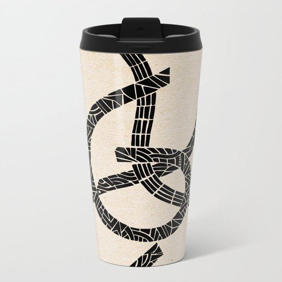 - lovers - Metal Travel Mug