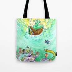 AQUAMAN - or - NOVEMBER 9, 2016 Tote Bag