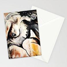Black Tears Stationery Cards