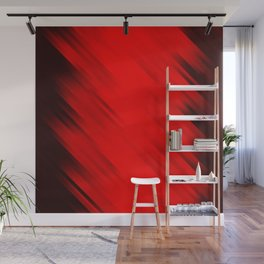stripes wave pattern 7v1 ch Wall Mural