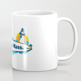 Bourne-  Cape Cod Coffee Mug