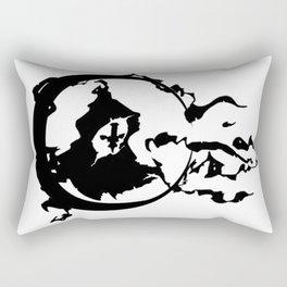 The Reaper Rectangular Pillow