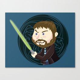 Star Wars Fan Canvas Print