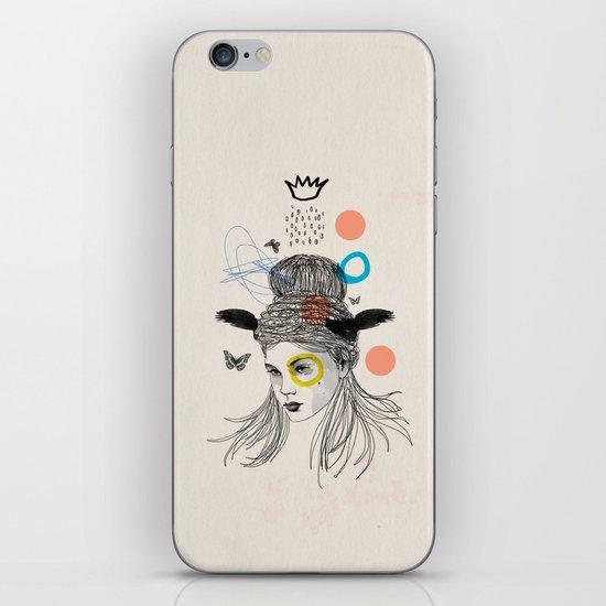 Fool in the Rain iPhone & iPod Skin