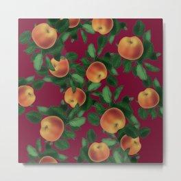 apples & apples Metal Print