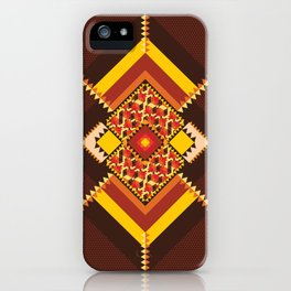 GEO CASHEW 2  iPhone Case