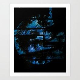 Drift 004 Art Print