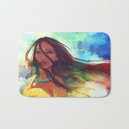 The Wind... Bath Mat