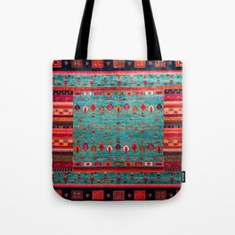 Anthropologie Ortiental Traditional Moroccan Style Artwork Tote Bag