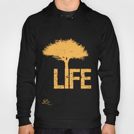 LIFE! COLOR Hoody