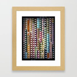 There's Nothing Negative About You Framed Art Print