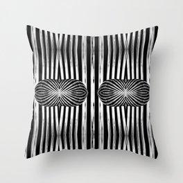 Elegant Reflex Throw Pillow