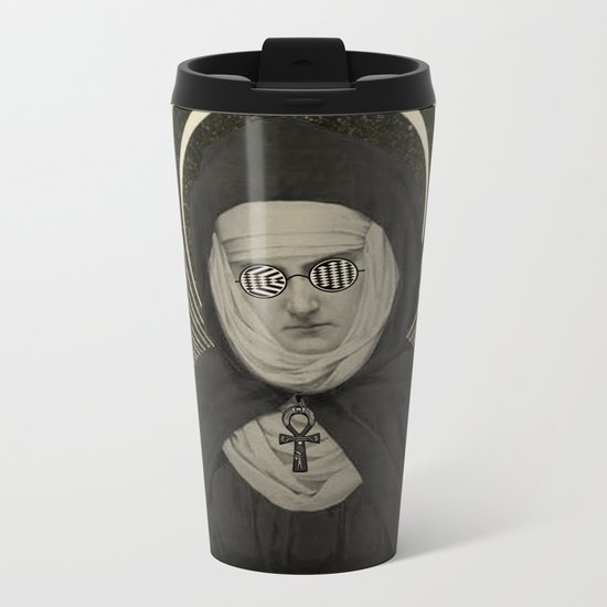IT'S COMPLICATED Metal Travel Mug