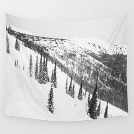 Winter day Wall Tapestry
