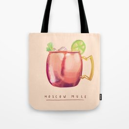 Moscow Mule Tote Bag