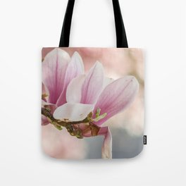 Makro_Magnolie_4 Tote Bag