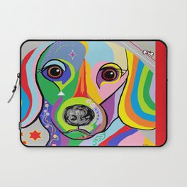 Dachshund Laptop Sleeve