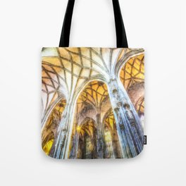 St Stephens Cathedral Vienna Art Tote Bag