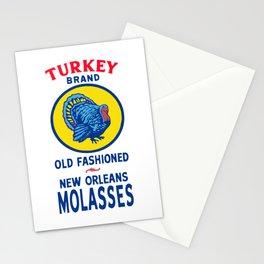 TURKEY BRAND MOLASSES Stationery Cards