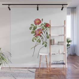 Flower in the Hand II Wall Mural