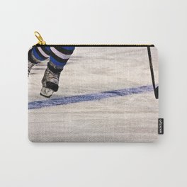 He Skates Carry-All Pouch