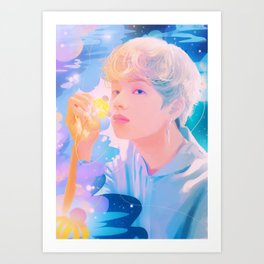 Best of me Art Print
