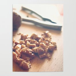 Walnuts addiction Poster