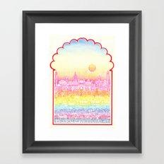 Rangeela India  Framed Art Print