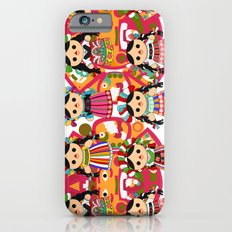 Mexican Dolls Slim Case iPhone 6s