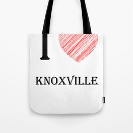 Knoxville Classical. I love my favorite city. Tote Bag