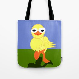 Whacky Bird Tote Bag