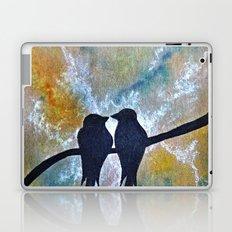 Valentines Love Birds Laptop & iPad Skin