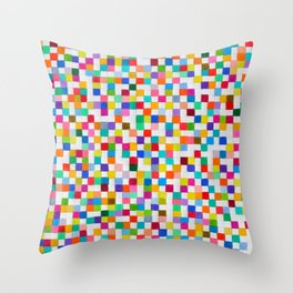 Bored At School (Period 1) Throw Pillow