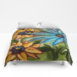 untitled- My Garden collection Comforters