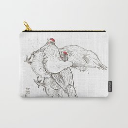 Pecking Carry-All Pouch