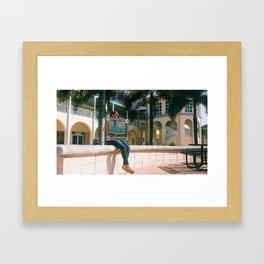 Dream Seeker Framed Art Print
