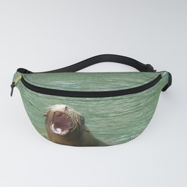 Big Mouth Seal Fanny Pack