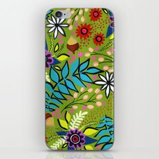 Woodsy Willows iPhone & iPod Skin